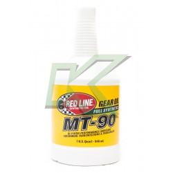 Aceite sintético de caja Red Line MT-90 GL-4 / SAE 75W90 (946 ml) /Quarts