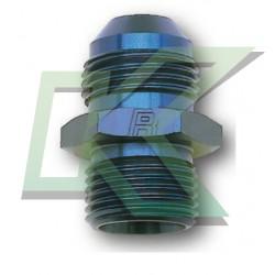 Niple Metrico Russell Para Adaptacion De Lineas De Combustible / 6an A 12mm 1.5