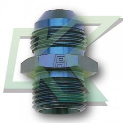 Niple Metrico Russell Para Adaptacion De Lineas De Combustible / 8an A 18mm 1.5