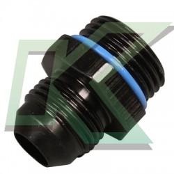 Niple Russell Para Adaptacion De Lineas De Combustible / 8an A 10an (o'ring)