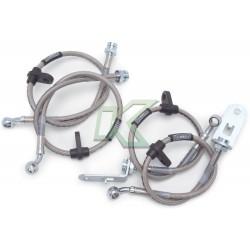 Flexibles de acero lineas de freno Russell / Civic SI 06-11