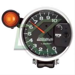 "Tacometro Auto Gage/autometer 5"" Con Shift Light"
