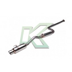 Linea De Escape Skunk2 - Megapower Rr / Civic Si 07-11 Sedan