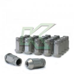 Tuercas de rueda Skunk2 12 X 1.5 - Color Plata / 20 Unidades