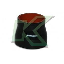 """Copla reductora de silicona 3.0"""" A 2.5"""" Vibrant / Azul"""