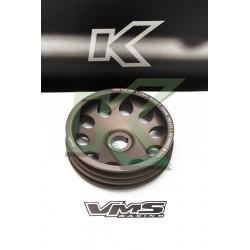 Polea de cigueñal de 2 pistas VMS / Serie D SOHC 88-91