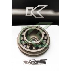 Polea de cigueñal de 3 pistas VMS / Serie D SOHC (92-95)