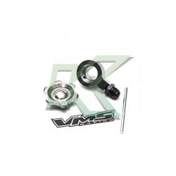 Tapa de aceite VMS para Canister / Silver