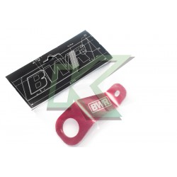 Soporte radiador BWR - EG / Rojo