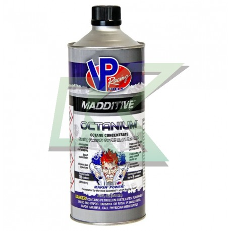 Aditivo Octanium / VP Racing (946 ml)