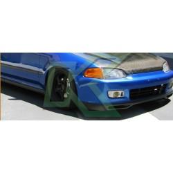 Neblineros Civic 92-95 2/3 Puertas / Color Amarillo
