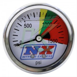 Medidor De Presion De Nitro - Nx / 1500psi