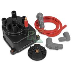 Tapa Y Rotor De Distribuidor Msd / Honda Serie B-D - Obd1