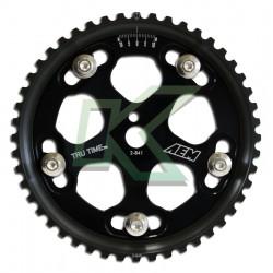 Set Poleas Regulable AEM -  Color Negro / H22