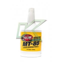 Aceite sintético de caja Red Line Mt-85 Gl-4 / SAE 75W85 (946 ml) /Quarts
