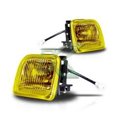 Neblineros Civic 96-98 2/3/4 Puertas / Color Amarillo