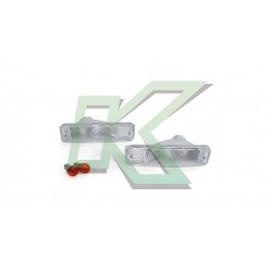 Intermitente De Parachoque Crx 88-89 / Clear