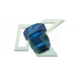 Niple Metrico Russell Para Adaptacion De Lineas De Combustible / 4an A 8mm 1.25