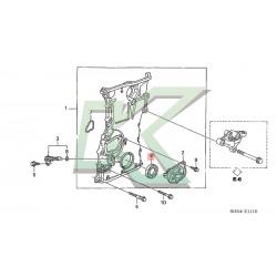 Reten de bomba de aceite original Honda (43x58x7) / Serie K