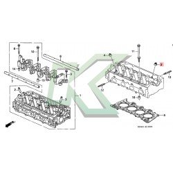 Retenes De Valvulas Honda (admision) 5.5mm / Honda Vtec