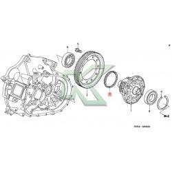 Anillo para diferencial original Honda / Velocímetro Serie K