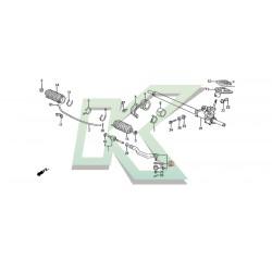 Terminal de dirección Der - Honda / Civic-Del sol 92-95 - Integra 94-01