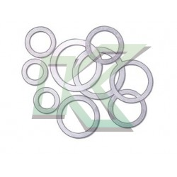 Golilla 10 Pack 12mm Aluminio