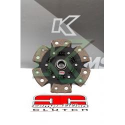 Honda Serie K20 (6ta) / Disco de embrague (Repuesto) Kit Stage 4 CC