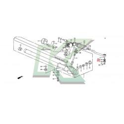 Terminal De Direccion Izq Civic 88-91 / Crx 88-91