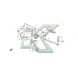 Terminal De Direccion Der - Honda / Prelude 92-96