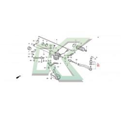 Terminal de dirección Izq - Honda / Prelude 92-96