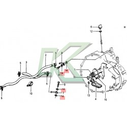 Golilla 12mm Honda / Accord 93-12