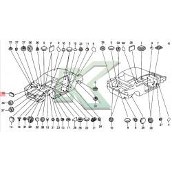 Tapon Honda / Prelude 92-94 / Accord 90-94