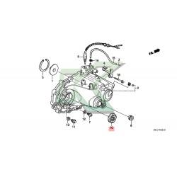 Reten de palier original Honda (35x62x8)