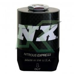 Solenoide bencina Lightning stage 6 NX / Negro