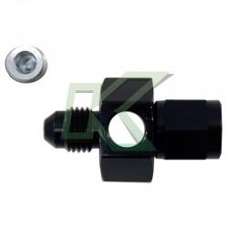 Adaptador reloj de botella Nitro NX / 4 an - Negro