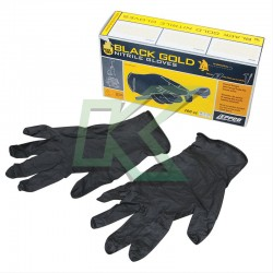 Pack 100 guantes para mecánica Summit Racing/ Talla L