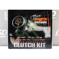 Honda Serie D 92-00 / Kit de embrague cerámico 6 pastillas Stage 4 CC