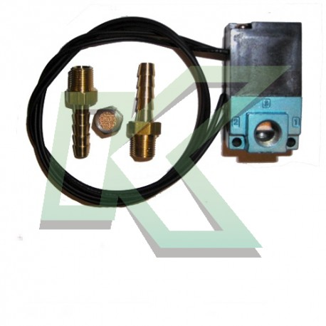 Pwm Boost Component Solenoid 3 Ports