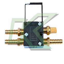Pwm Boost Component Solenoid 4 Port