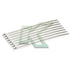 """Abrazaderas DEI para cinta térmica / 8"""" de largo X 8 Unidades"""