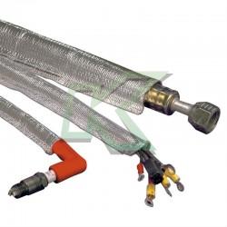 """Cinta térmica DEI para cables o cañerías 1""""X3FT"""