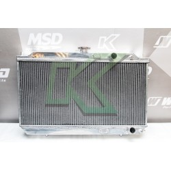 Radiador Doble Corrida De Aluminio - Dna / Integra 90-93