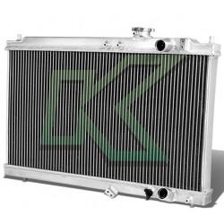 Radiador Doble Corrida De Aluminio - Dna / Integra 94-01