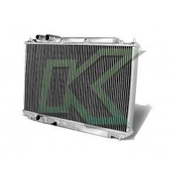 Radiador Doble Corrida De Aluminio - Dna / Civic Si 06-11