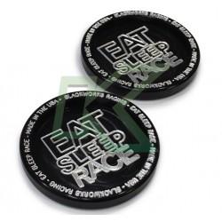 Posa Vasos Esr-Bwr / Aluminio Edicion Especial