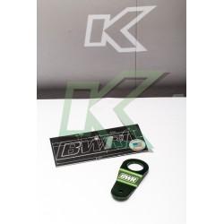 Soporte radiador BWR - EK - DC2 - AP / Verde