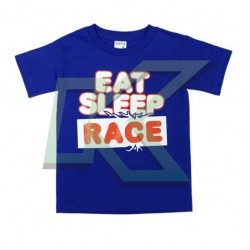 Kids Snacks T-Shirt / Blue