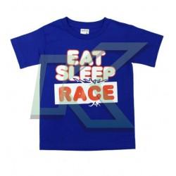 Kids Snacks T-Shirt / Blue