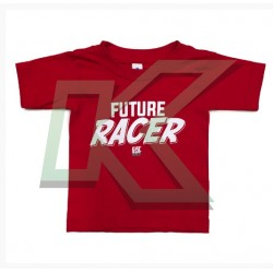 Kids Future Racer T-Shirt / Red